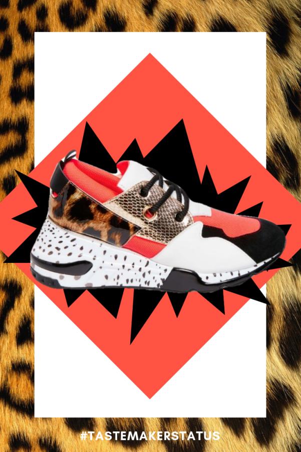 Steve Madden Cliff Sneaker - Tastemaker Status