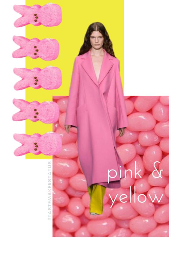 Pink & Yellow - Tastemaker Status